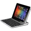 Minisuit - Bluetooth Keyboard Stand Case for Google Nexus 7 1st Gen 2012 Rubberized Back