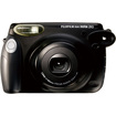 Fujifilm - Instax 210 Instant Film Camera - Black - Black