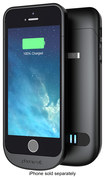 PhoneSuit - Elite Battery Case for Apple® iPhone® 5 and 5s - Black