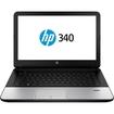"HP - 340 G1 14"" Laptop - Intel Core i5 - 4GB Memory - 500GB Hard Drive - Silver"