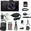 Sony - Bundle DSC-RX100M2/B Professional compact digital camera