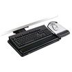 3M - Adjustable Keyboard Tray - Gray