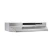 Broan - Under Cabinet Vent Hood - Stainless Steel