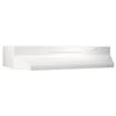 Broan - F404211 Under Cabinet Vent Hood - White