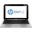"HP - ENVY x2 11-g000 Net-tablet PC - 11.6"" - In-plane Switching (IPS) Technology - Wireless LAN - Intel Atom Z2760 1.80 GHz - Natural Silver"
