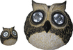 Smart Solar - Owl Solar Accent Lights - Brown