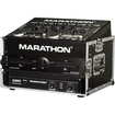 Marathon - Flight Road Case Shipping Box - Black, Chrome - Black, Chrome