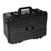 Promaster - Model 140 SystemPro Professional ABS Equipment Case - Black - Black