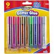 RoseArt - Washable Glitter Glue Pens, Assorted, .36 oz Tube, 9/Set - Assorted