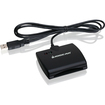 IOGEAR - Gsr202 Smart Card Reader USB