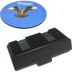 HQRP - Battery for Sennheiser SET100 SET 100 Headphones Receiver plus Coaster