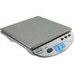 AWS - Digital Postal/Kitchen Scale - Silver - Silver