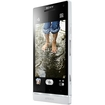 Sony Mobile - Xperia SL LT26II Unlocked Smartphone - White