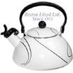 Corning - Corelle Simple Lines 2.2qt Whistling Tea Kettle
