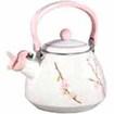 Corning - Corelle Cherry Blossom 2.2qt Whistling Tea Kettle
