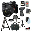 Sony - Bundle ILCE7K/B 24.3 MP a7K Full-Frame Interchangeable Lens Camera with 28-70mm Lens