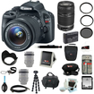 Canon - Bundle EOS Rebel SL1 with EF-S 18-55mm IS STM Kit