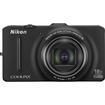 Nikon - Refurbished - Coolpix S9300 GPS Digital Camera - Black - Black