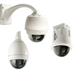 Bosch - AutoDome Indoor Cable Surveillance Camera - White - White