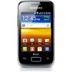 Samsung - S6102B Galaxy Y Duos Unlocked GSM SmartPhone - Black