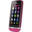 Nokia - Asha 311 Unlocked GSM SmartPhone - Red