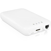 Macally - MOBLIE WI-FI WIRELESS HARD DRIVE ENCLOSURE FOR SMART PHONE