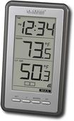 La Crosse Technology - Wireless Temperature Station with Wireless Temperature Sensor