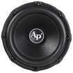 Audiopipe - Woofer - 900 W RMS - 1800 W PMPO - Black
