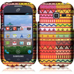 Insten - Geometric Aztec Case For Samsung Galaxy Centura S738C