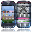 Insten - Antique Aztec Tribal Case For Samsung Galaxy Centura S738C