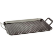 The Companion Group - Medium Porcelain Coated Griddle - Black