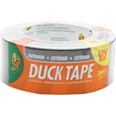 "Duck - Outdoor/Exterior Duct Tape - 1.88"" W x 90 ft L - 1 / Roll - Gray - Gray"