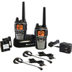 Midland - GXT860VP4 42-Channel GMRS Two-Way Radio with Weather Alert