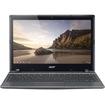 "Acer - 11.6"" LED (ComfyView) Notebook - Intel Celeron 2955U 1.40 GHz - Gray"