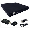 Image - USB 2.0 External Slim 24X CD-ROM Drive For Toshiba NB201 NB205 w/free all-in-one card reader