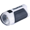 Makita - 12V max Lithium-Ion Cordless L.E.D. Flashlight (Tool Only) - Black, White