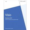 D86-04736 Visio Standard 2013 Product Key Card 32/64-Bit