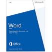 059-08267 Word 2013 Product Key Card 32/64-Bit