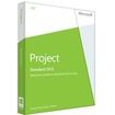 076-05068 Project Standard 2013 Product Key Card 32/64-Bit