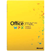 Office Mac Home & Student 2011 Key Card (1PC/1User)