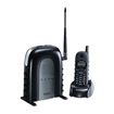 EnGenius - Cordless Phone System with 2 Way Radio - Gray