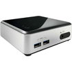 Intel - Desktop Computer - Black, Silver