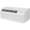 Klimaire - 15,000 BTU PTAC Packaged Terminal Heat Pump AC - 5KW Backup Heater-Wall Sleeve-Back Grille-220V
