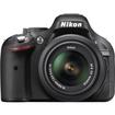 Nikon - D5200 24.1 MP CMOS DIGITAL SLR CAMERA WITH 18-55MM F/3.5-5.6G AF-S DX VR LENS