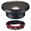Olympus - Fisheye Converter Lens + CLA-T01 Adapter Ring Pack for Tough TG-1 + TG-2 iHS Digital Camera