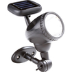 ReThink - 155010 Solar Flag Light with 3 LEDs Metal Clamp & Tie Wrap