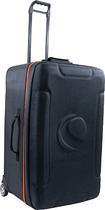 Celestron - NexStar Rolling Carrying Case for Celestron NexStar 8 Telescopes - Black