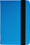 "Visual Land - Pro Folio Case for Most 7"" Tablets - Blue"