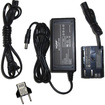 HQRP - AC Power Adapter and DC Coupler for Canon EOS 5D / EOS D30 / EOS D60 + Euro Plug Adapter