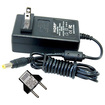 HQRP - AC Power Adapter Charger compatible with Tivoli Model One Radio plus Euro Plug Adapter